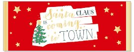 Grußkarte Santa Claus