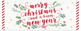 Christmas card Merry Christmas Happy new year