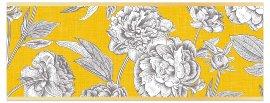 Grußkarte DIN lang Blüte