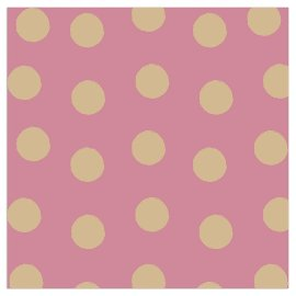Napkin dots berry