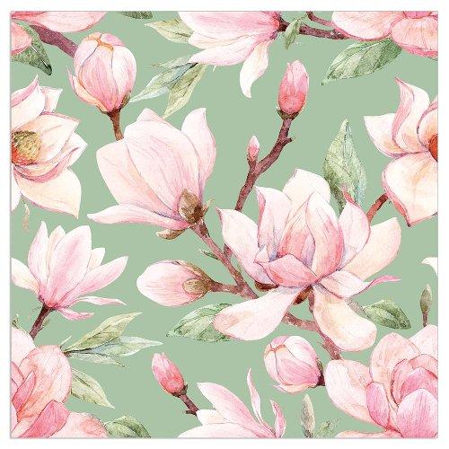 Napkin flower green