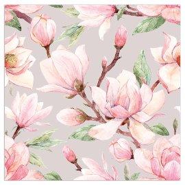 Napkin flower taupe
