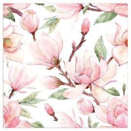 Napkin flower white
