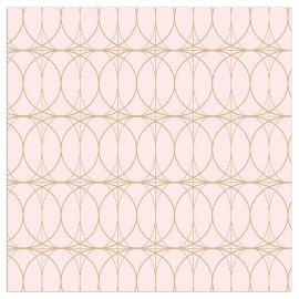 Napkin circles nude