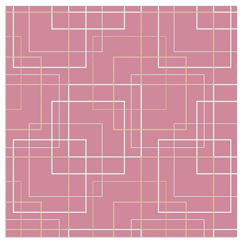Napkin squares berry