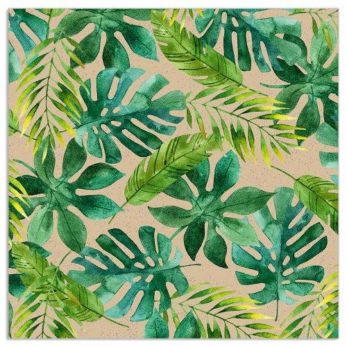 Napkin Organics leaves
