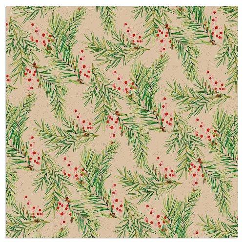 Serviette Organics Weihnachten Mistelzweige