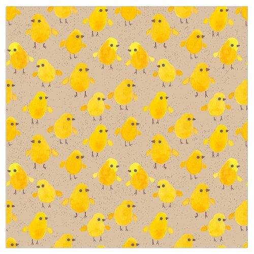 Napkin organics eastern yellow