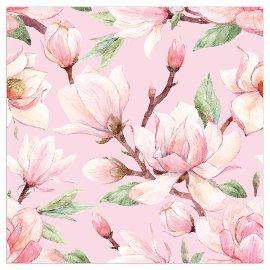 Napkin flower rose
