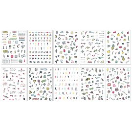 sticker pad/20 sheets