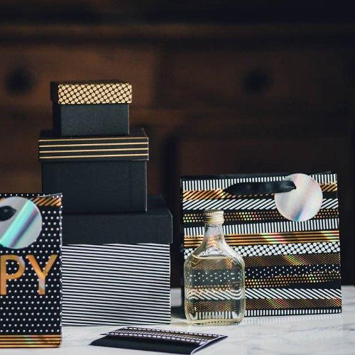 gift boxes/quadratic/6pcs. set