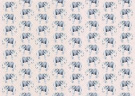 Wrapping paper finest elephant