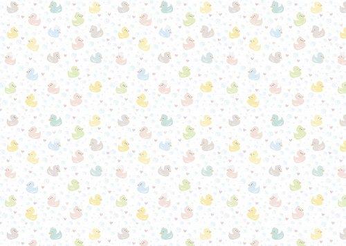 Geschenkpapier Baby Ente