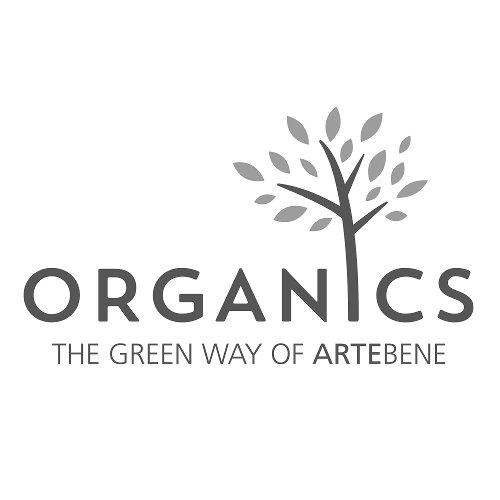 Geschenkpapier Organics Kraft Happy Birthday