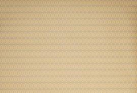 Geschenkpapier Kraft Kreise Muster