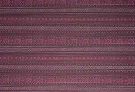 Wrapping paper sheet pattern burgundy
