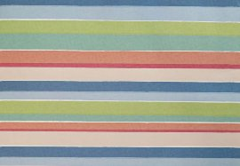 Wraping paper stripes multicolor
