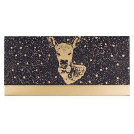 Geschenkumschlag Gutscheine Geld Bambi