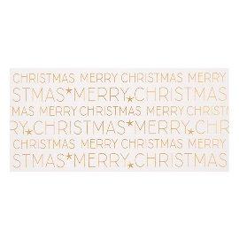 Geschenkumschlag Gutscheine Geld Finest Merry Christmas