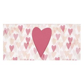 Gift envelope heartsGift envelope hearts