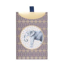 Geschenkumschlag Elefant B6