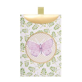 Gift envelope butterfly B6