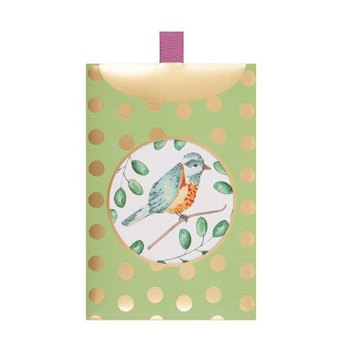 Gift envelope bird B6