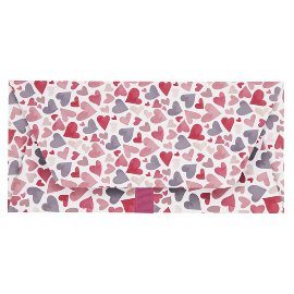 Gift envelope hearts
