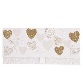 Gift envelope heart balloons