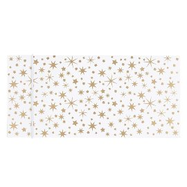Gift envelope stars white