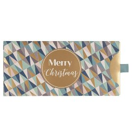 Gift envelope Merry Christmas