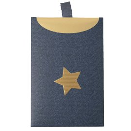 Gift envelope star B6