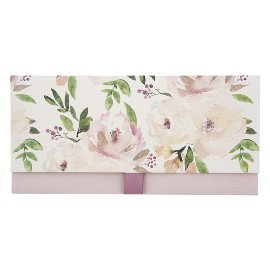 Gift envelope wedding rose