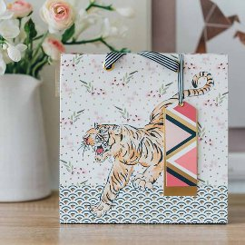 Geschenktasche Finest Tiger