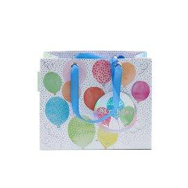 Geschenktasche Luftballons Multicolour
