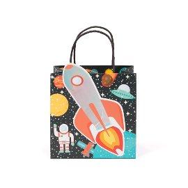 Geschenktasche Kids Rakete