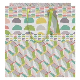 Geschenktasche Grafik Multicolour