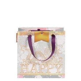 Geschenktasche Finest Happy Drache