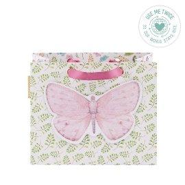 Geschenktasche Schmetterling 3D