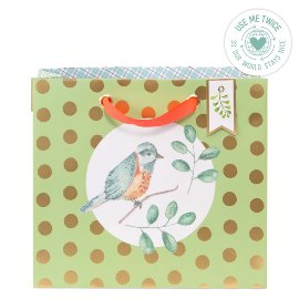 Gift bag bird