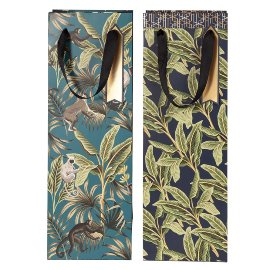 Bottle bag set jungle couture
