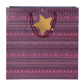 Christmas gift bag pattern