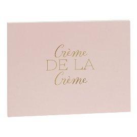 Gästebuch Crème De La Crème