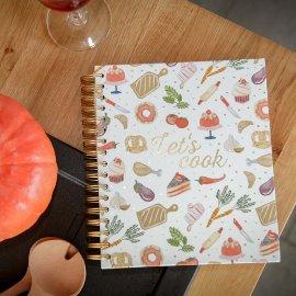Rezeptbuch Spirale Let's cook