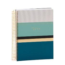 Notizbuch Spirale The Plan Blau
