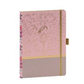 Notebook A5 fairy