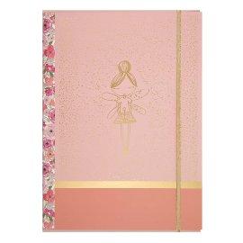 Folder A4 Fairy Rose
