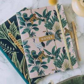 Notebook A5 Jungle Couture