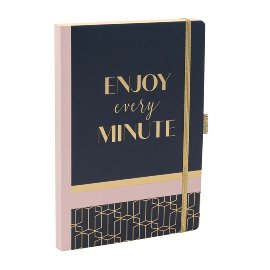 Notizbuch A5 Enjoy Every Minute