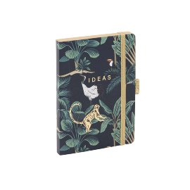 Notebook A6 Jungle Couture